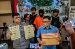 Polda Riau Tahan Manajer PT SSS terkait Karhutla