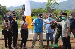 Bank BJB Dukung Revitalisasi dan Pembersihan Sungai Citarum