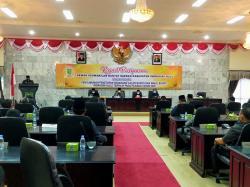 DPRD Batal Laksanakan Rapat Paripurna Pidato Perdana Bupati