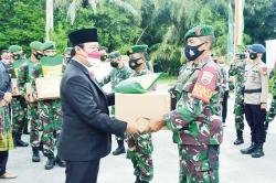 Kehadiran TNI Buat Masyarakat Tenang