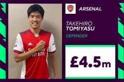 Dibeli dari Bologna, Tomiyasu Diharapkan Tambal Pertahanan Arsenal