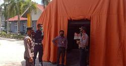 RS Awal Bros Ujung Batu Siapkan Tenda Darurat