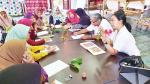 Kolaborasi RAPP dan APR Gelar Pelatihan Membatik