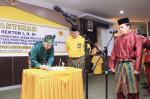 Dilantik, Fahmi Siap Lanjutkan Program Dekan