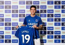 Karena Ancelotti, James Memilih Everton