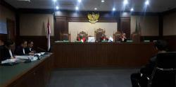 Dua Anak Buah Eks Gubernur Kepri Nurdin Basirun Dituntut 5 Tahun Penjara