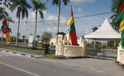 Objek Wisata Istana Siak Ditutup dan Sekolah Diliburkan