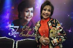 Penyanyi Legendaris Minang Elly Kasim Meninggal Dunia di Usia 76 Tahun
