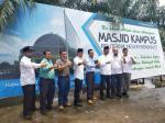 Sambangi Polbeng, Engah Eet: Riau Peduli Dosen dan Mahasiswa