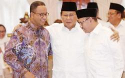 Elektabilitas Anies Kalahkan Prabowo
