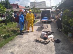 Warga Pingsan di Jalan, Masyarakat Heboh Curigai Terjangkit Virus Corona