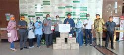 SKK Migas, PT CPI dan Pemerintah Provinsi Riau Cegah Penyebaran COVID-19