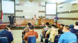 Rapat Perdana dengan Kepala OPD