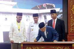 Riau Jadi Percontohan Kawasan Industri Halal