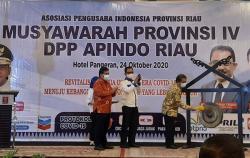 Apindo Harus Bermanfaat untuk Perekonomian Riau