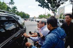 Wabup Bengkalis Mangkir dari Panggilan Polda Riau
