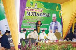 Pemkab Peringati Maulid Nabi Muhammad SAW