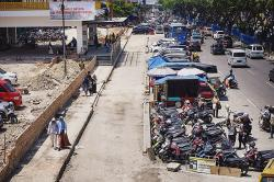 Ditindak Jika Tetap Melanggar Peraturan Parkir Depan STC
