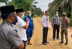 Jalan Lingkar Dua Kampung Dibangun