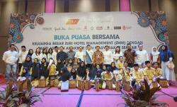 ZHM Gelar Buka Puasa Bersama Anak Yatim dan Rekan