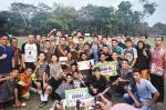 SMK Kehutanan Negeri Pekanbaru Gelar Turnamen Sepakbola