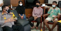 Polisi Selidiki Kasus Penurunan Bendera yang Viral di HUT RI Kuansing