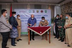 PT RAPP Luncurkan Inovasi Holistik Program Desa Bebas Api
