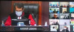 Gugatan Mahmuzin dan Nuriman Ditolak MK