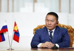 Presiden Mongolia Dikarantina 14 Hari