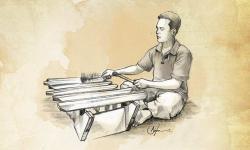 Gembang, Sejarah Rokan yang Bersuara