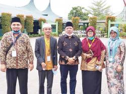 Riau Peringkat 8, Sumbar Juara Umum