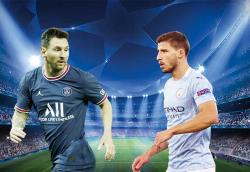 PSG v M City: Jangan 1 Jam, Harus Full Time