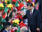 Presiden Tiongkok Xi Jinping Pantau Pusat Perjudian Makau
