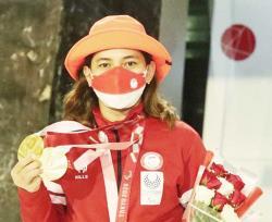 Wow... Leani Bisa Kantongi Rp13,5 M dari Medali Emas