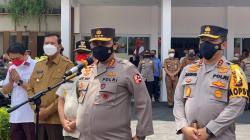 Tiba di Pekanbaru, Wakapolri Pastikan Pelaksanaan PPKM Level 4