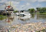 Kapal Karam di Sungai Siak, Kerugian Ditaksir Mencapai Rp4 Miliar