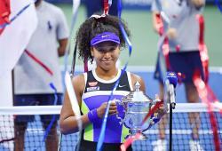 Juara US Open 2020, Naomi Osaka Serukan Keadilan