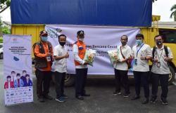 PLN UIP3BS Beri Bantuan 6 Ton Beras