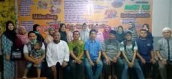 Pererat Silaturahim, Pekindo Binawidya Buka Bersama di Kantin Graha Pena Riau
