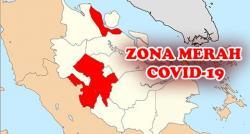 Kampar dan Dumai Juga Zona Merah