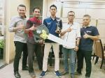 Teknisi RJC Juara Kontes