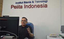 Orientasi Mahasiswa Baru ala New Normal di Institut Bisnis dan Teknologi Pelita Indonesia