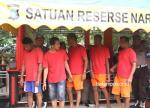 3 WN Malaysia dan 5 WNI Ditangkap Bawa 28,6 Kg Sabu