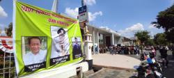 Massa Desak Kejati Tangkap Sejumlah Pejabat