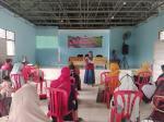 Mahasiswa KKN Unri Sosialisasikan Pengolahan Jahe Merah di Desa Rumbio