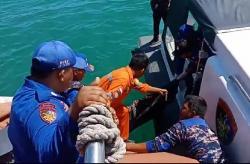 Satu Korban Meninggal di Temukan Mengapung di Laut