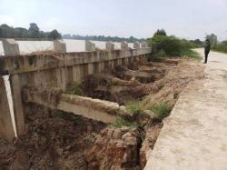 Kasus Ambruknya Turap Danau Tajwid Masih Penyidikan