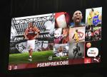 Tribute untuk Kobe Bryan Menyebar di Dunia Olahraga