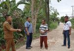 Dinas Terkait Janji Perbaiki Jalan Rusak di Purwodadi Ujung Tampan