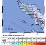 Gempa Bumi Tengah Hari Guncang Dua Kabupaten di Aceh